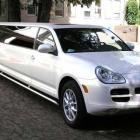 porsche cayenne stretch limousine